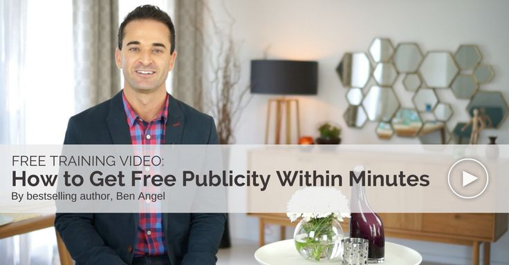 VIDEO: How to Get Free Publicity Within Minutes