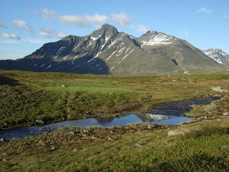 Sarek National Park (Sareks nationalpark) is a national park in Jokkmokk Municipality, in the province Lapland in northern Sweden. Sarek borders the national parks Stora Sjöfallet and Padjelanta. The national park is popular with hikers and mountaineers, but not suitable for beginners.