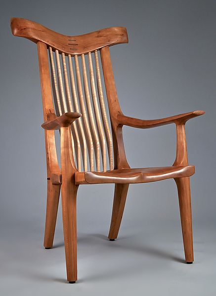 Prettyboy Chair by Richard Laufer: Wood Chair available at www.artfulhome.com