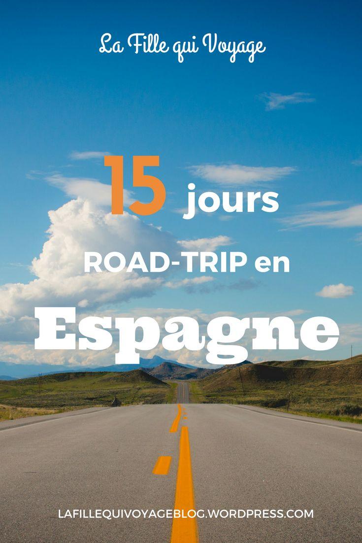 Itinéraire 15 jours road-trip en Espagne