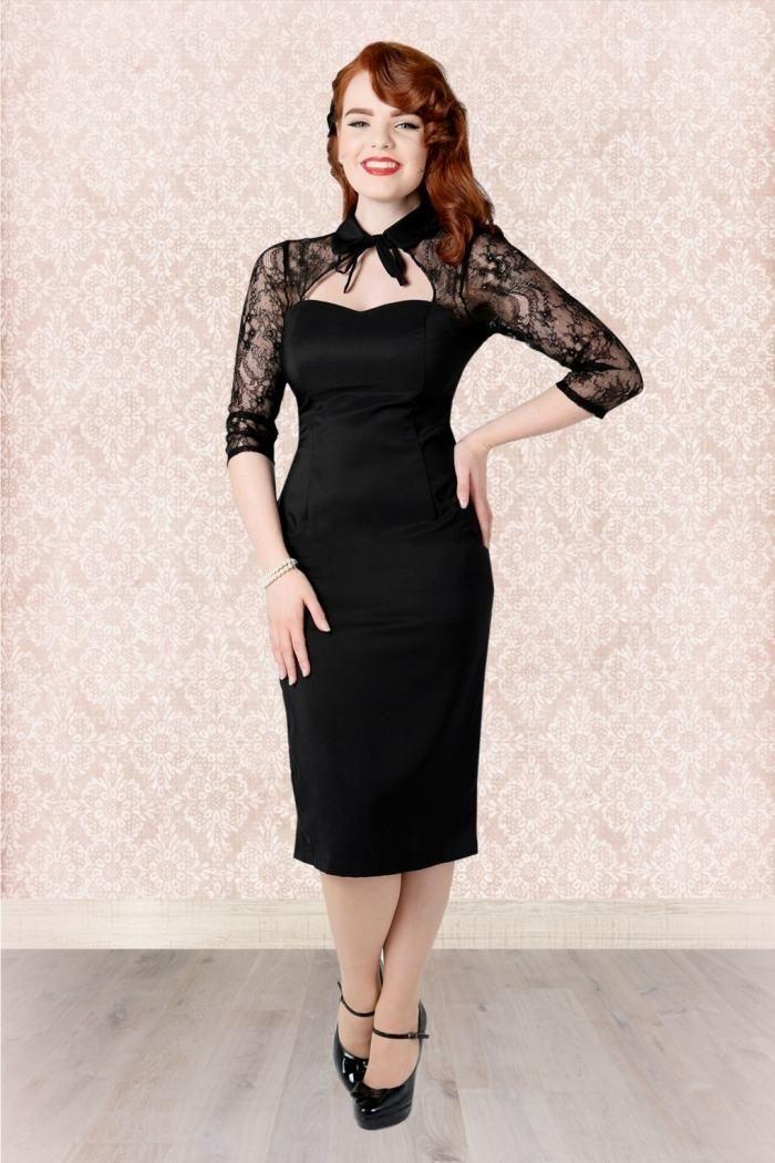 25 vintage and rockabilly dresses for your retro look / fanrto.com