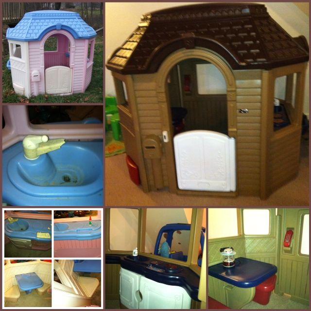 Little Tikes Victorian Play Kitchen little tikes playground ile ilgili pinterest'teki en iyi 25'den