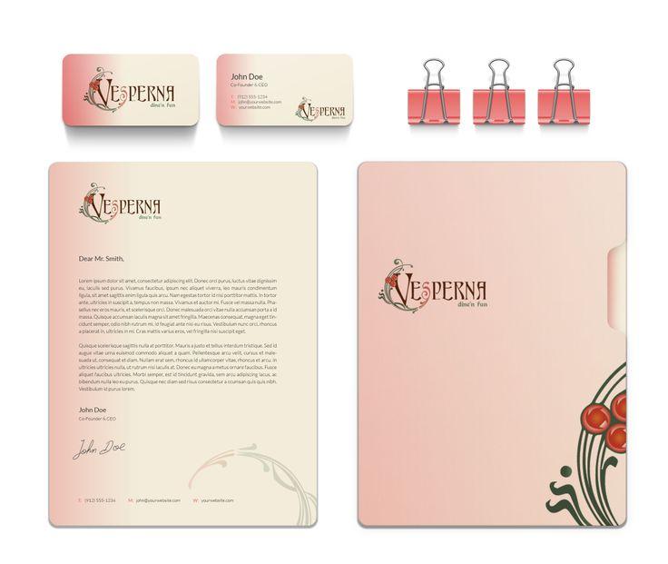 vesperna - brand identity