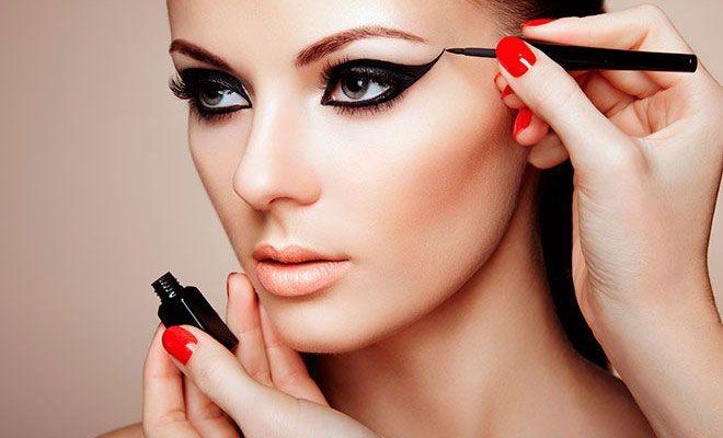 Tipos de #eyeliner que te van mejor