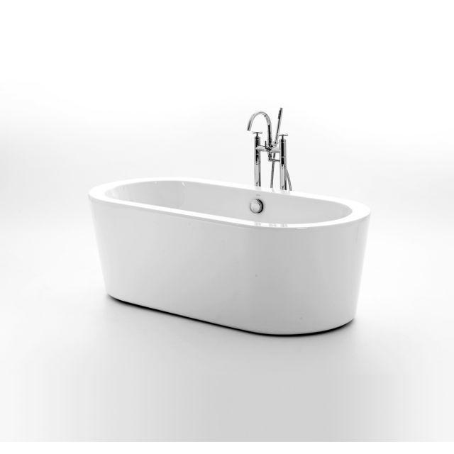 Royce Morgan Woburn Freestanding Double Ended Bath