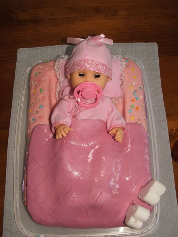 Baby Doll Cake Images : Baby doll cake Birthday ideas Pinterest Babies ...