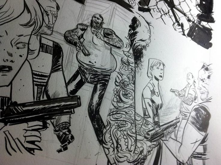 The White Suits : Toby Cypress's work in progress for THE WHITE...