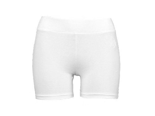 Womens Shorts Ladies Cycle Shorts By Brody & Co. Spandex Gym Pants Workout Dance Yoga Loungewear (M/L 12/14, White) Brody & Co. http://www.amazon.co.uk/dp/B00D2UXNWC/ref=cm_sw_r_pi_dp_Ugqqvb1590KR5
