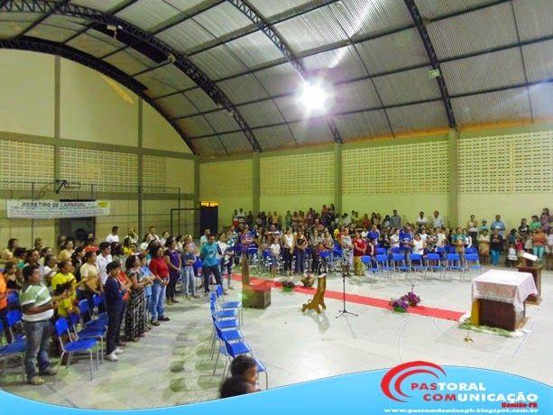 Pascom Damião-PB: 12º Retiro de Carnaval 2015 -Encerramento com Ador...