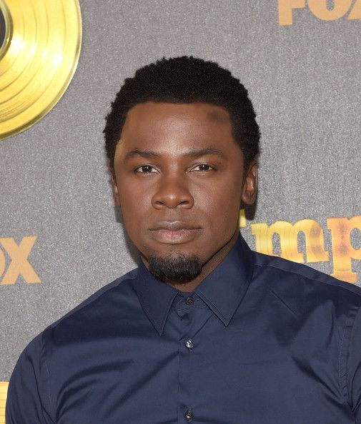 "Derek Luke at the Premiere Of Fox's ""Empire"""