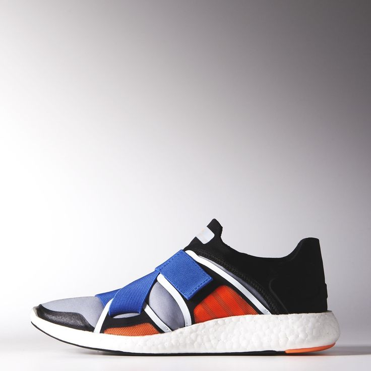 Sheer and streamlined, the adidas by Stella McCartney Pure Boost Shoes  equip your run with