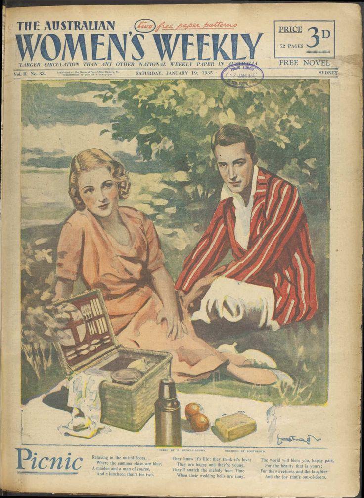 19 Jan 1935 - The Australian Women's Weekly