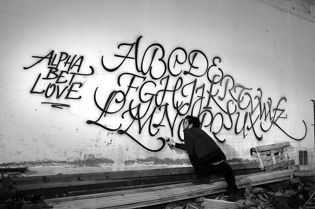 Alphabet love - Luca Barcellona