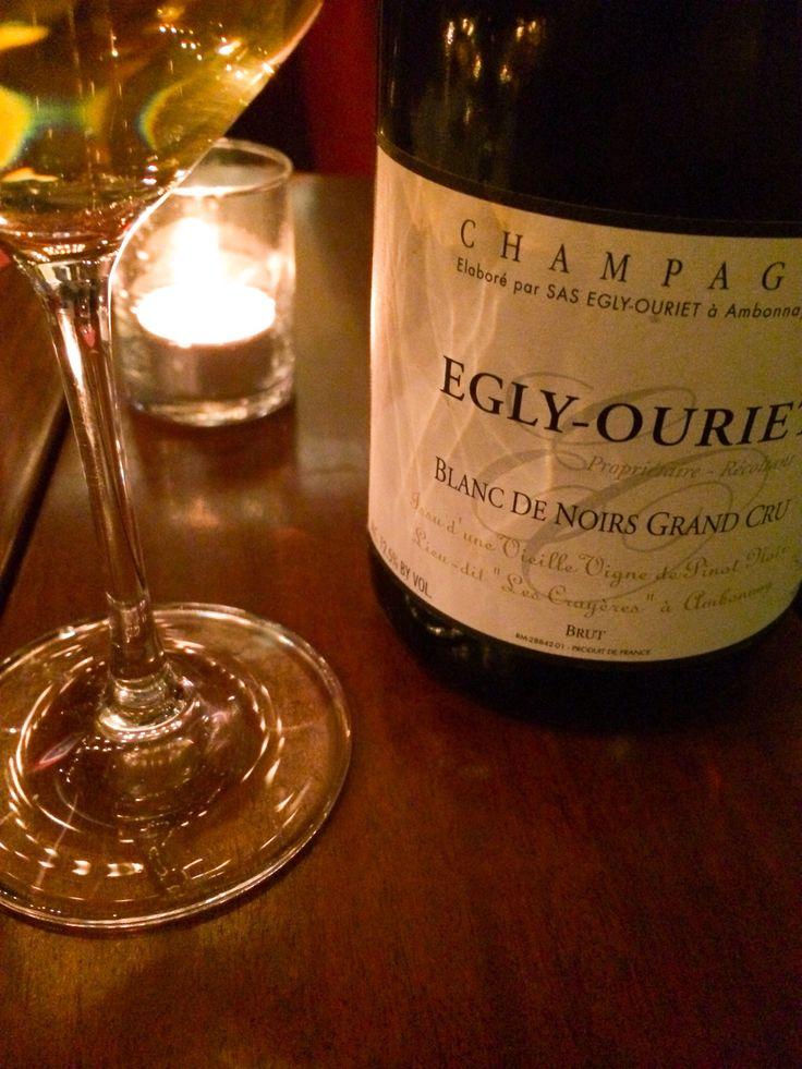 Egly-Ouriet - Les Crayères - Blanc de Noirs #GrandCru #Champagne