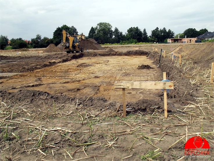 Nadzór archeologiczny nad pracami ziemnymi, związanymi z budową domu mieszkalnego.