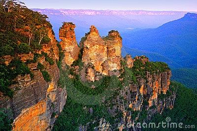 Blue Mountains, Katoomba, NSW