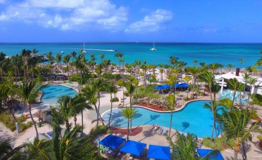 Hilton Aruba Overview