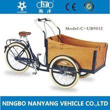 Three Wheel Cargo Bike, Three Wheel Cargo Bike direct from Ningbo Nanyang Vehicle Co., Ltd. in China (Mainland)