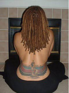 This is some hot ink!! I may have to flatter by imitation when I get my back to looking like that!!