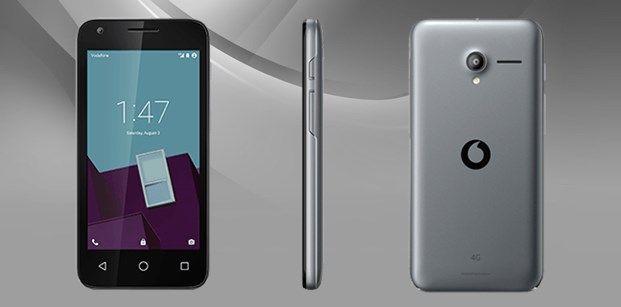 Vodafone Smart Speed 6 este noul smartphone sub brand propriu al operatorului