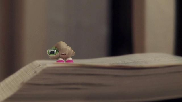 MARCEL THE SHELL WITH SHOES ON, TWO by Dean Fleischer-Camp. Directed by Dean Fleischer-Camp