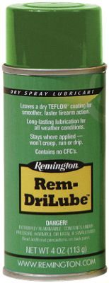 Remington Rem-DriLube Dry Aerosol Spray Lubricant