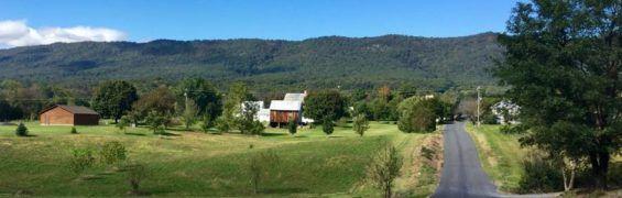 Northern Shenandoah Valley Road Trip: Winchester to Harrisonburg Virginia