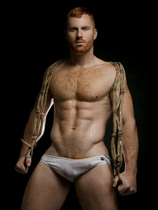 Seth Fornea - a hunky ginger.