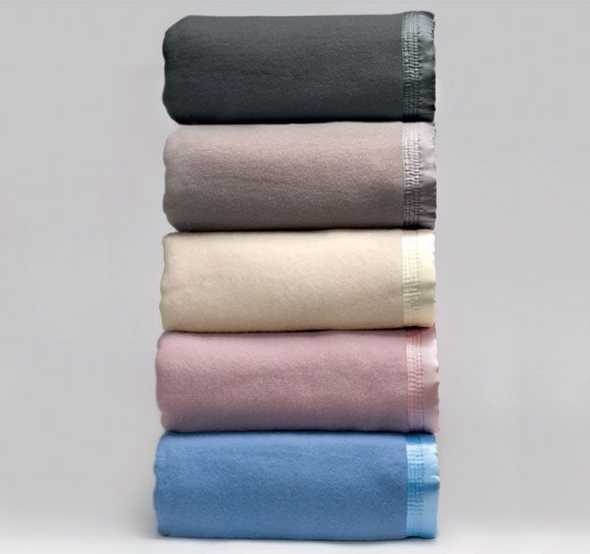 Australian Wool BIANCA - Bianca's pure wool blanket range is endorsed by the Woolmark brand. Woolmark is the world's best known textile fibre brand, and therefore provides consumers with guaranteed fibre content and an assurance of quality. - #blankets