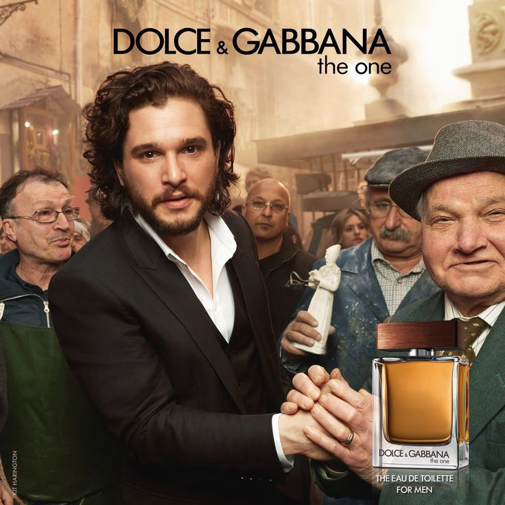 """""""Game of Thrones"""" stars Emilia Clarke and Kit Harington are featured in Dolce & Gabbana's """"The One"""" fragrance 2017 campaign photgraphed by Luca and Ale."""
