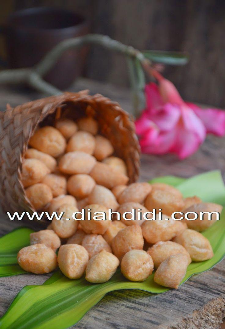 Diah Didi's Kitchen: Kue Biji Ketapang