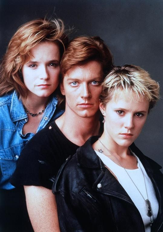Lea Thompson, Eric Stoltz + Mary Stuart Masterson in  Some Kind of Wonderful (1988)