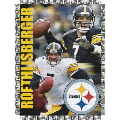 Use this Exclusive coupon code: PINFIVE to receive an additional 5% off the Ben Roethlisberger Pittsburgh Steelers Players Throw at SportsFansPlus.com