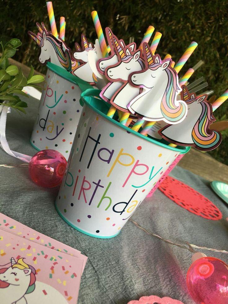 Cumpleaños #unicornio  INTHESKY.COM.AR #pajitas #apoyavasos #portacubiertos #bombitas #followtofollow #nice #cool #beautiful #cumple15 #cumpleaños #fiesta #decocumple