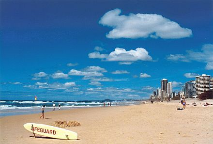 Gold Coast, Australia!