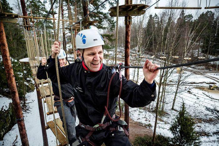Metsissä liikutaan ensi kesänä korkeuksissa – katso kuvasarja | Helsingin Uutiset