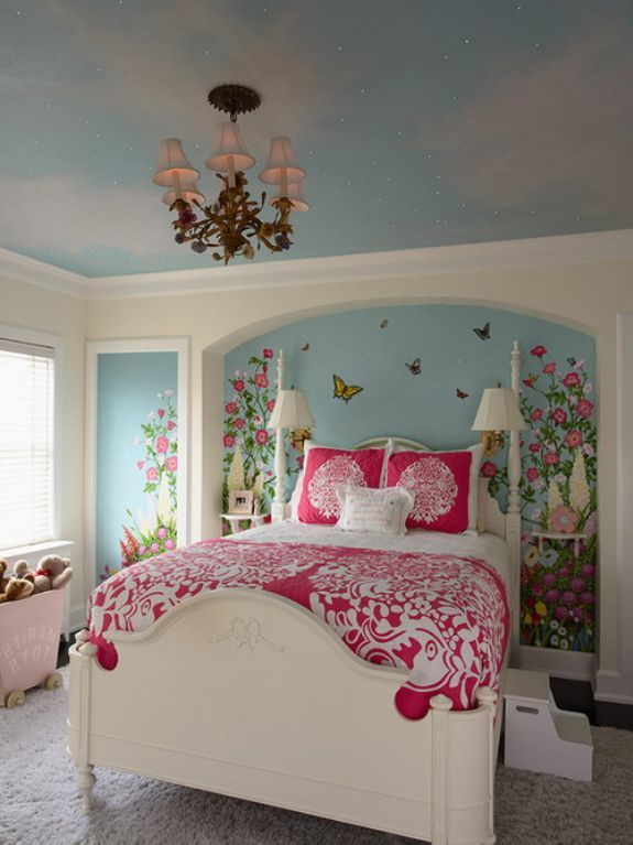 Beauty Girls Colors Most Trendy And Popular Bedroom Design Choosing Most  Beautiful Bedroom Sets And Patterns