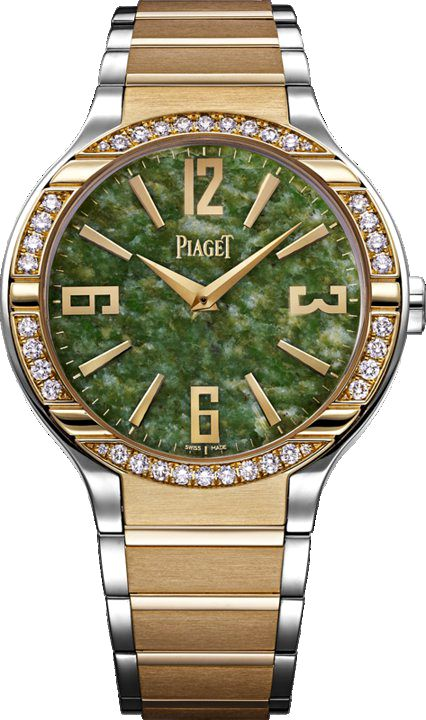 Piaget Polo Watches - Charm of Hard Stone Dials Watches Channel