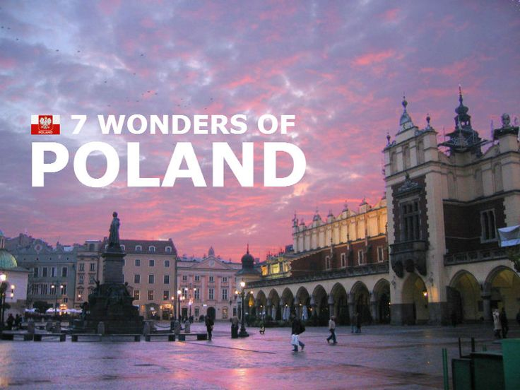 Seven Great Wonders Of Poland – Slavorum