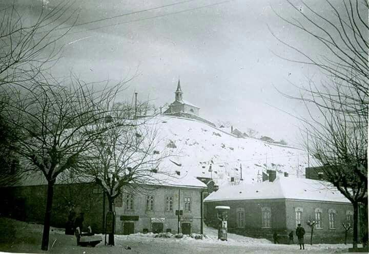 Múzeum Cukrászda az 1940-es évekbeen.