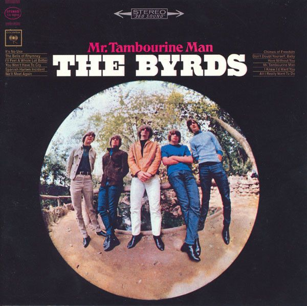 The Byrds - Mr. Tambourine Man (CD, Album) at Discogs