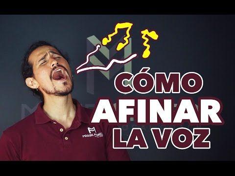 Técnica Vocal - Ejercicios para Afinar la Voz - Mejora Tu Voz - YouTube