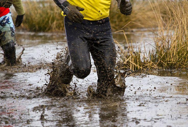 Muddy Mayhem www.durham.gov.uk/muddymayhem