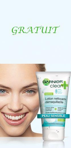 Gratuit – échantillon de Garnier Clean plus.  http://rienquedugratuit.ca/produits-de-beaute/gratuit-echantillon-de-garnier-clean-plus/