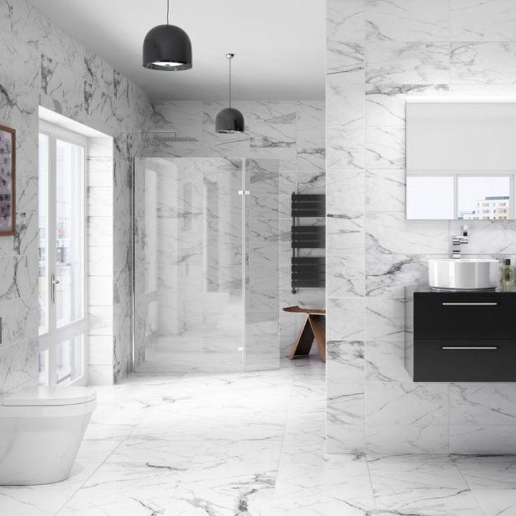 22 Bathroom Tile Ideas Simple 038 Stylish Mar