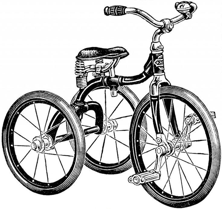 сказочный велосипед картинки сегодня всех свете