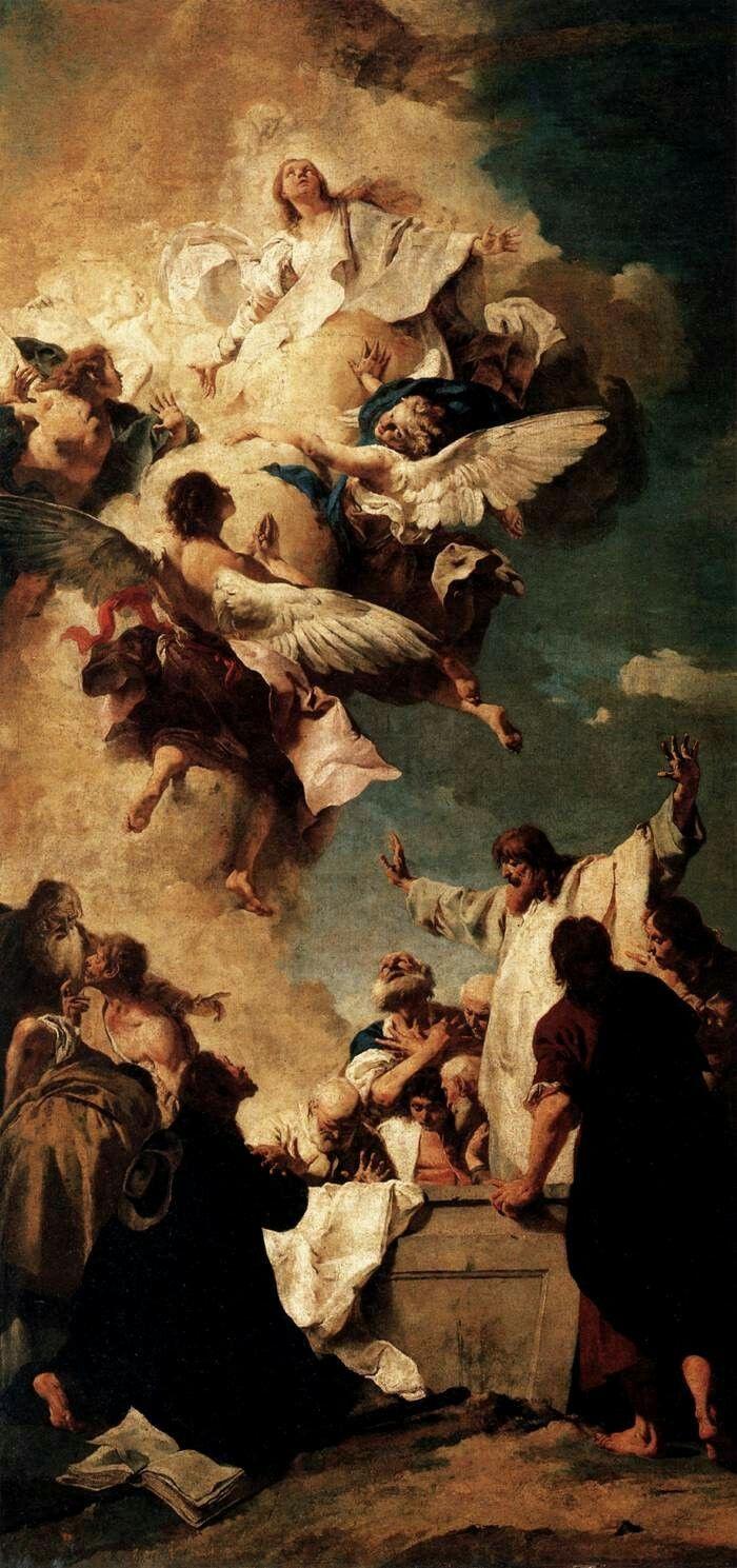 Assunta. Louvre. 1735