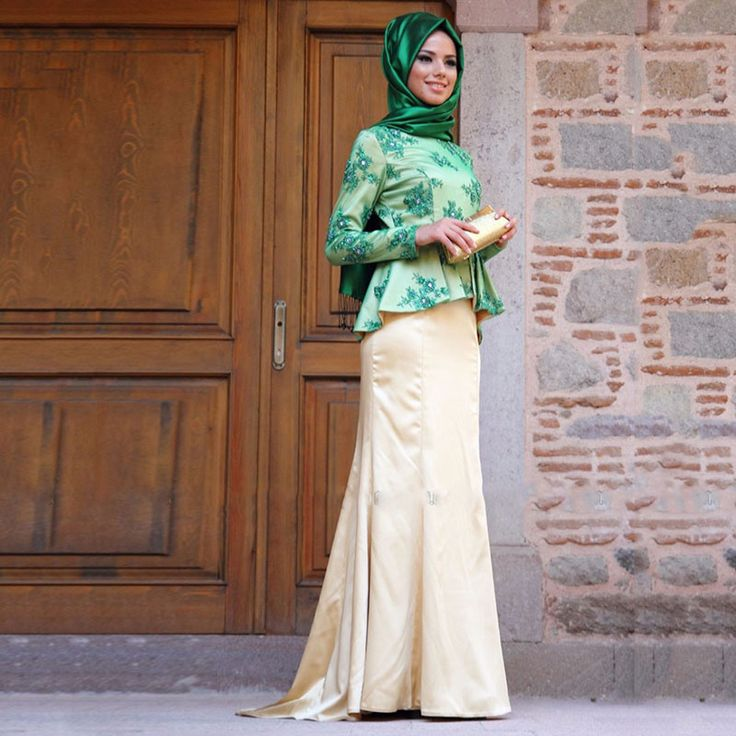 Find More Evening Dresses Information about Hot Sale Green Muslim Evening Dress Saudi Arabia With Tassel Long Hijab Evening Dresses Long Peplum Women Formal Gowns Sequined ,High Quality gown ball dress,China gown lingerie Suppliers, Cheap gowns for big women from Suzhou Yast Wedding Dress Store on Aliexpress.com