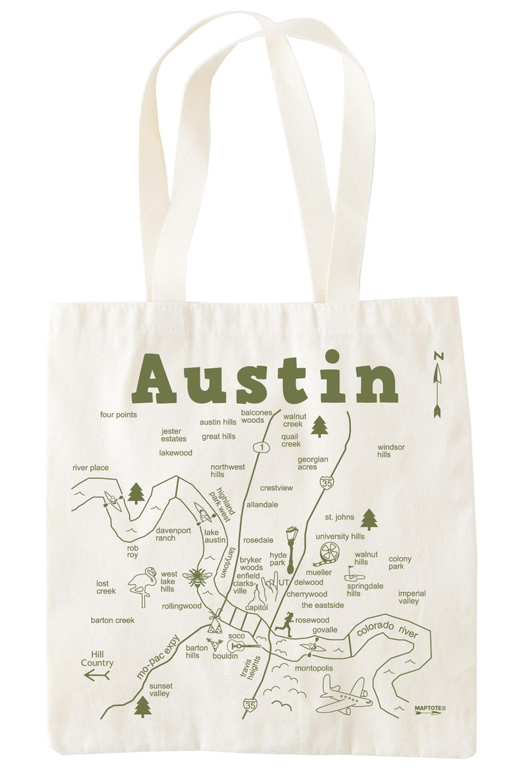 Austin Grocery Tote