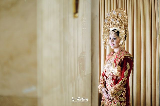 Le Motion Photo: Mitha & Tri Wedding (Pernikahan adat Minang)